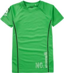 Jungen Sport-T-Shirt mit Ziernähten