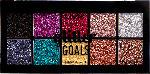 dm-drogerie markt NYX PROFESSIONAL MAKEUP Lidschattenpalette Palette Glitter Goals Cream Pro Palette 01