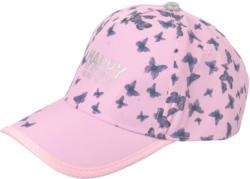 Mädchen Kappe mit Schmetterling-Allover
