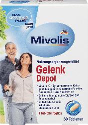 Mivolis Gelenk Depot-Tabletten 30 St.