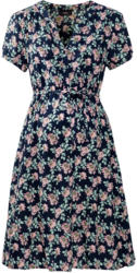 Damen Umstands-Kleid im Millefleur-Design