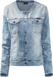 Damen Jeansjacke mit Paillettendetails