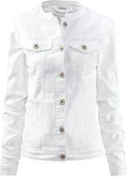 Damen Jeansjacke mit Knopfleiste