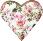 Ernsting's family Deko-Herz mit floralem Muster (Nur online)