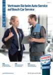 Garage Witschi AG Bosch Car Service Frühling - al 31.05.2019