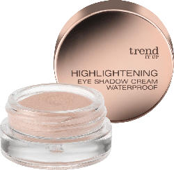 trend IT UP Lidschatten Highlightening Eye Shadow Cream WP 010