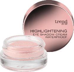 trend IT UP Lidschatten Highlightening Eye Shadow Cream WP 030