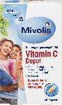 dm-drogerie markt Mivolis Vitamin C Depot, Kapseln 40 St.
