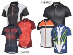 CRIVIT® Damen/Herren Fahrradshirt