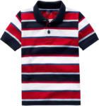 Ernsting's family Jungen Poloshirt mit Knopfleiste
