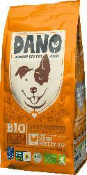 DANO Trockenfutter für Hunde, Brocken mit Huhn
