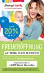 Ernsting's family Freueröffnung - bis 15.03.2019