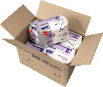 dm-drogerie markt Jessa Diskret Vorteils-Box Hygiene-Einlagen Maxi Plus, 8 x 15 St