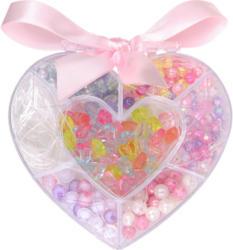 Schmuckbox mit Perlen