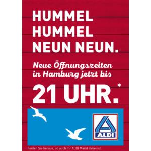 neue Öffnungszeiten Prospekt Hamburg St. Pauli