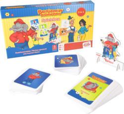 Benjamin Blümchen Spielebox 3 in 1