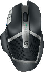 Gaming Mäuse - LOGITECH G602 Maus, Schwarz