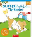 dm-drogerie markt Ars Edition Glitzer-Malblock Tierkinder - bis 16.03.2020