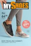 MyShoes MyShoes Flugblatt - Der Frühling kommt! - bis 07.04.2019