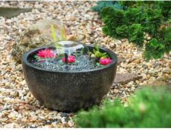Ubbink Wasserspiel-Set Mini Teichset I inkl. Pumpe, schwarz