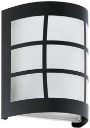 Eglo LED-Außenwandleuchte Cerno 1, schwarz