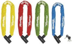 Master Lock Kette mit 2 Schlüsseln, 90 cm, versch. Farben