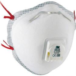Atemschutz 3M-FFP3 mit Ventil