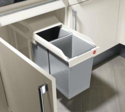 Einbau-Abfalleimer Multi-Box, 2x15 Liter