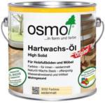 BayWa Bau- & Gartenmärkte Osmo Hartwachs-Öl Original Farblos Seidenmatt 2,5L