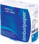 HELLWEG Baumarkt Enders Colsman Toilettenpapier Ensan Blue, 4er Pack