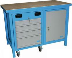 Güde Werkbank 1200 SLT Multi Blau