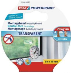 Tesa Powerbond Transparent 5mx19mm