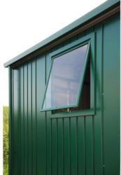 Biohort Fenster für Gerätehaus Europa, grün