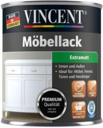 Vincent Möbellack pergamentweiß, extramatt, 750 ml