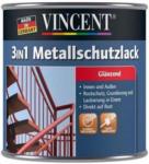 BayWa Bau- & Gartenmärkte Vincent 3in1 Metallschutzlack braun, glänzend, 250 ml