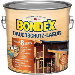Bondex Dauerschutz-Lasur Mahagoni 2,5 L