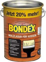 Bondex Holzlasur für Außen Eiche hell 4,8 L