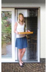 Schellenberg Insektenschutz-Vorhang Premium 95x220 cm, anthrazit
