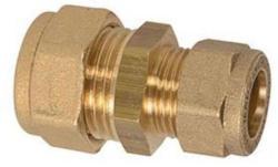 Kirchhoff Reduzier-Verbindungsstück 18x15 mm, Kupfer