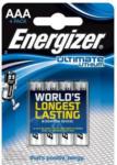 BayWa Bau- & Gartenmärkte Lithium-Batterie Utimate AAA, 4 Stück