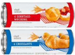 CHEF SELECT Croissants/Sonntagsweckerl