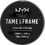 dm-drogerie markt NYX PROFESSIONAL MAKEUP Augenbrauen Tame & Frame Tinted Brow Pomade Blonde 01