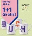 Thalia 1+1 Snoopy Tassen Aktion - bis 21.04.2019