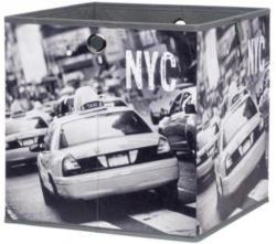 Stoffbox Alfa NY Taxi