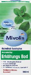 Mivolis Badeöl, Erkältungsbad, Arzneibad Eucalyptus