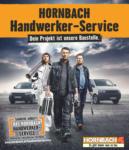 Hornbach Hornbach Projekt - Handwerker-Service - bis 02.04.2020