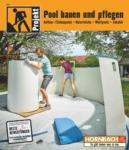 Hornbach Hornbach Projekt - Pool bauen und pflegen - bis 29.01.2020