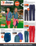 Sherpa Outdoor Sherpa Outdoor - bis 09.05.2019