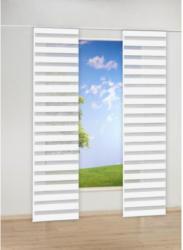 Schiebevorhang Easy, weiß, ca. 60 x 245 cm