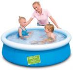 HELLWEG Baumarkt Pool Quick-Up, 152 cm, versch. Farben